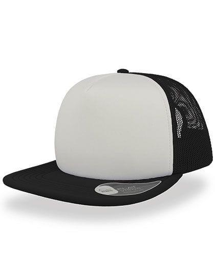 Snap 90S Cap White / Black