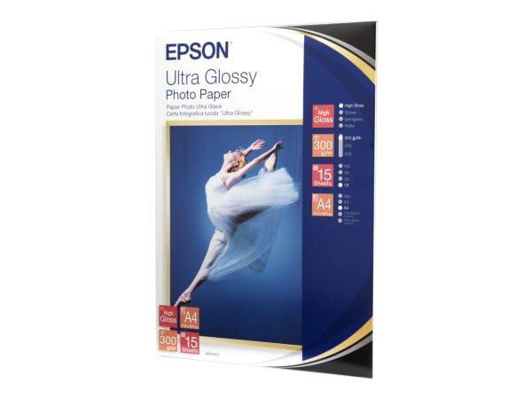Epson Papier, Folien, Etiketten C13S041927 1