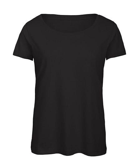 Triblend T-Shirt /Women Black