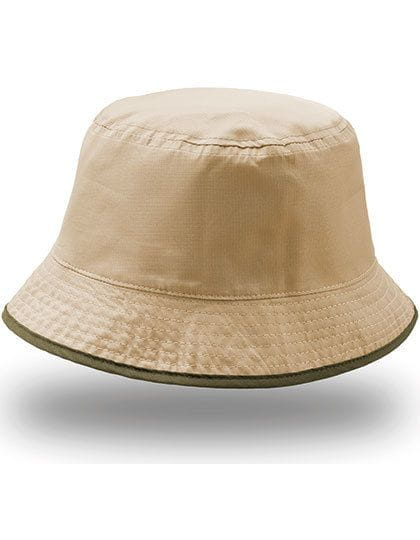 Bucket Pocket Hat Olive / Khaki
