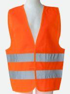 Kids` Safety Vest EN 1150 Signal Orange