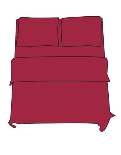 Duvet Cover Jester Red