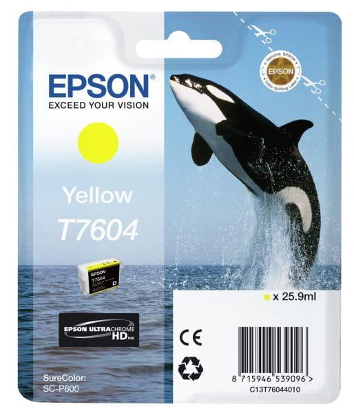 Epson Tintenpatronen C13T76044010 4