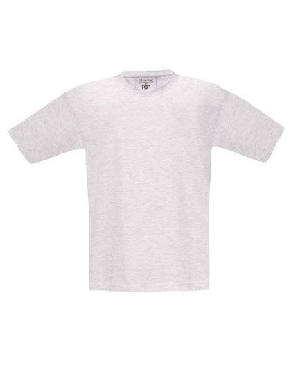 T-Shirt Exact 190 / Kids Ash (Heather)