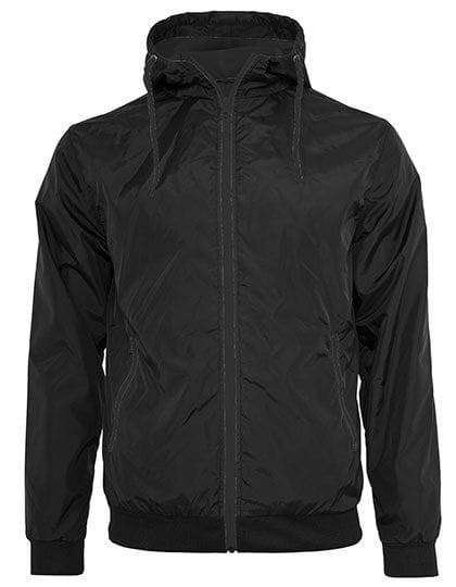 Windrunner Jacket Black / Black