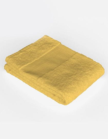 Economy Guest Towel Brilliant Yellow (Yellow)