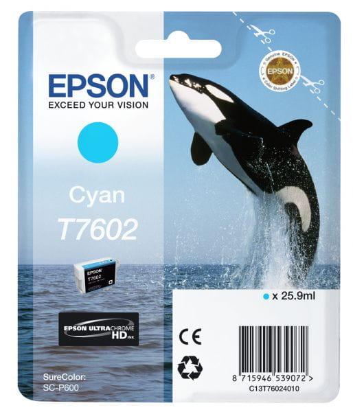 Epson Tintenpatronen C13T76024010 1