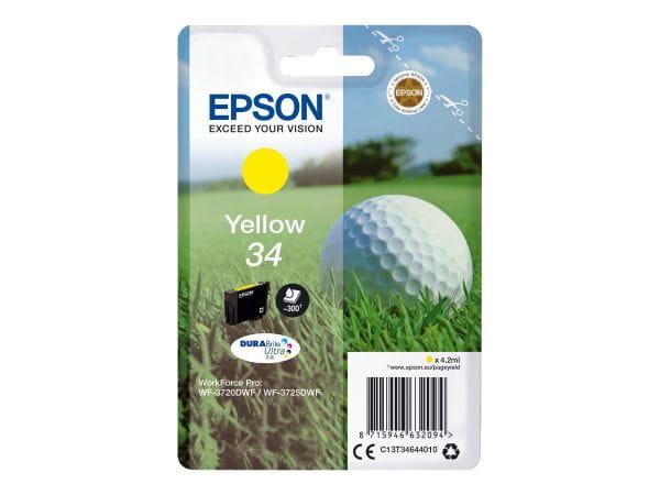 Epson Tintenpatronen C13T34644010 1