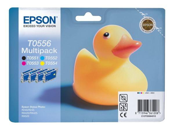 Epson Tintenpatronen C13T05564010 1