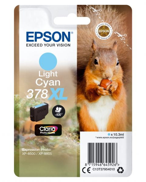 Epson Tintenpatronen C13T37954010 2