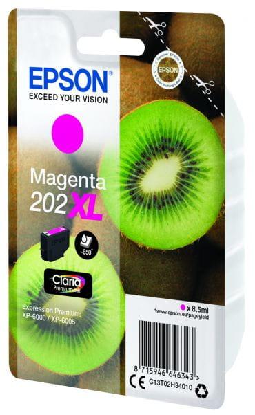 Epson Tintenpatronen C13T02H34010 4