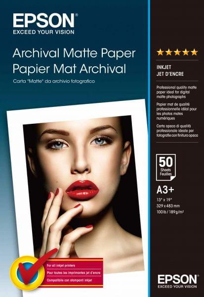 Epson Papier, Folien, Etiketten C13S041340 1