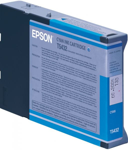 Epson Tintenpatronen C13T543200 2