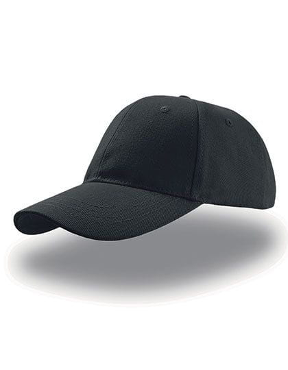 Liberty Six Cap Black