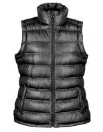 Ladies` Ice Bird Padded Gilet Black