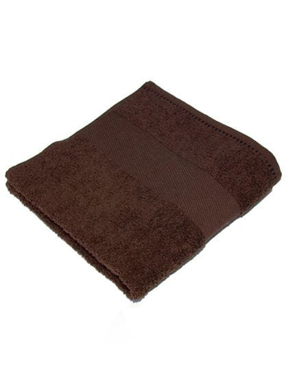 Classic Hand Towel Cocoa Chocolate (Chocolate Brown)