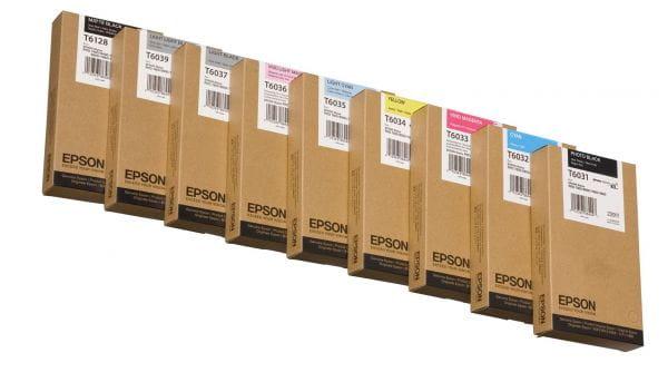 Epson Tintenpatronen C13T603200 2