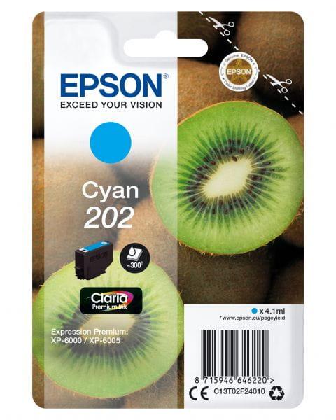 Epson Tintenpatronen C13T02F24010 2