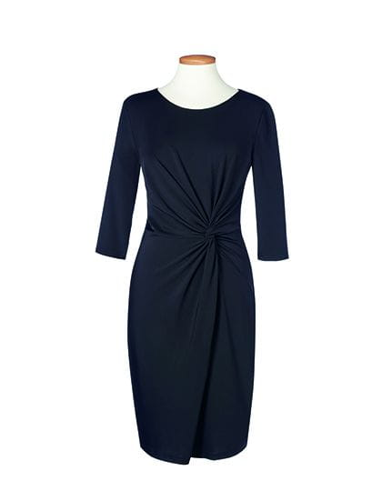 One Collection Neptune Dress Black