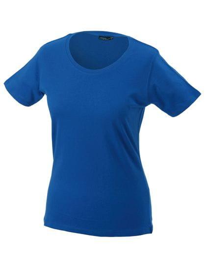 Das Basic T-Shirt für die Frau (normaler Schnitt)