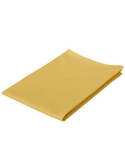 Kitchen Towel Canvas Brilliant Yellow (Yellow)