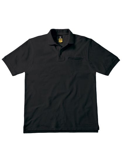Energy Pro Polo Black