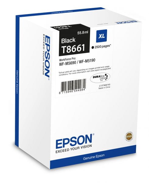 Epson Tintenpatronen C13T866140 1