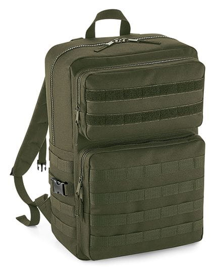 MOLLE Tactical Backpack Military Green
