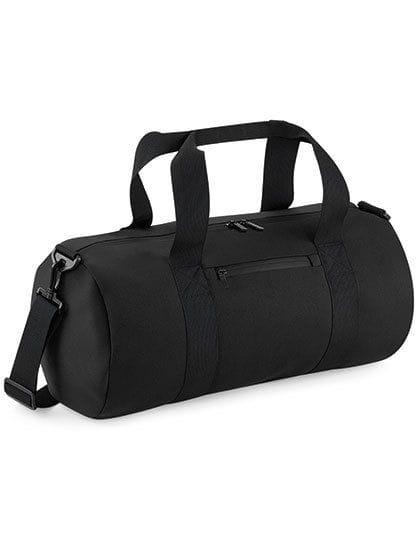 Scuba Barrel Bag Black