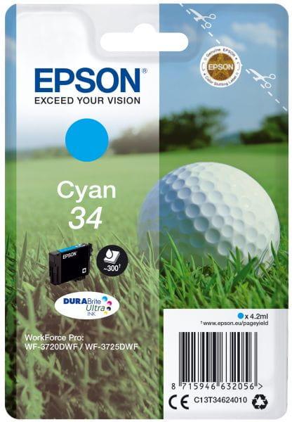 Epson Tintenpatronen C13T34624010 2