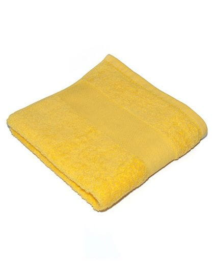 Classic Guest Towel Brilliant Yellow (Yellow)