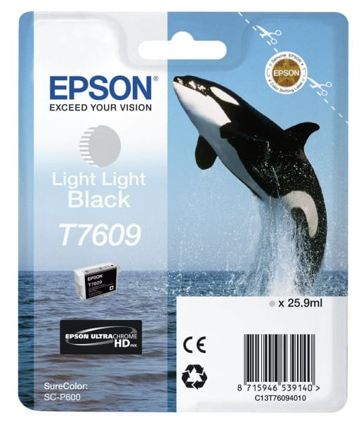 Epson Tintenpatronen C13T76094010 1