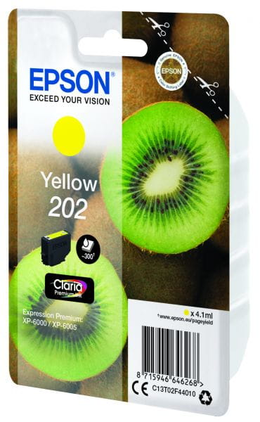 Epson Tintenpatronen C13T02F44010 5