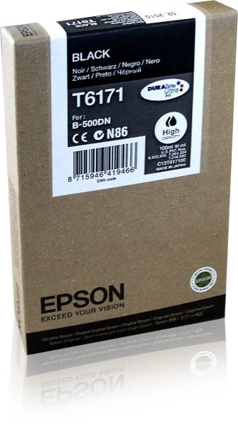 Epson Tintenpatronen C13T617100 1