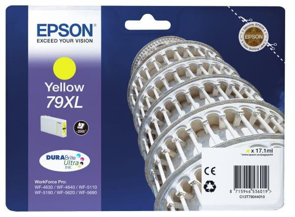 Epson Tintenpatronen C13T79044010 1