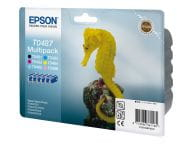 Epson Tintenpatronen C13T04874010 4