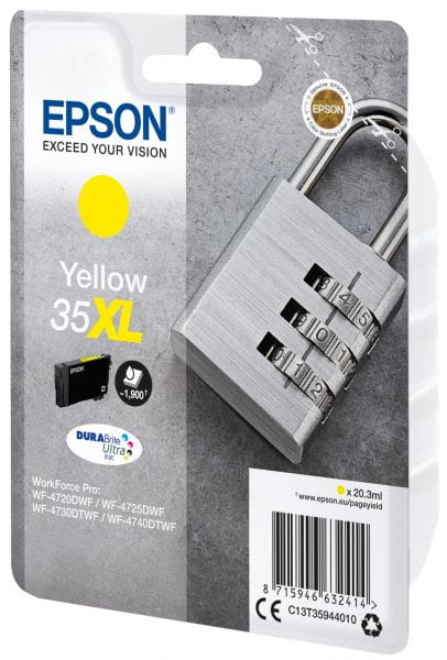 Epson Tintenpatronen C13T35944010 3