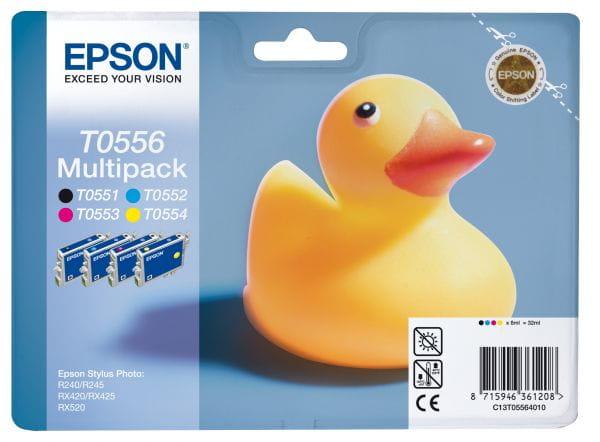 Epson Tintenpatronen C13T05564010 2