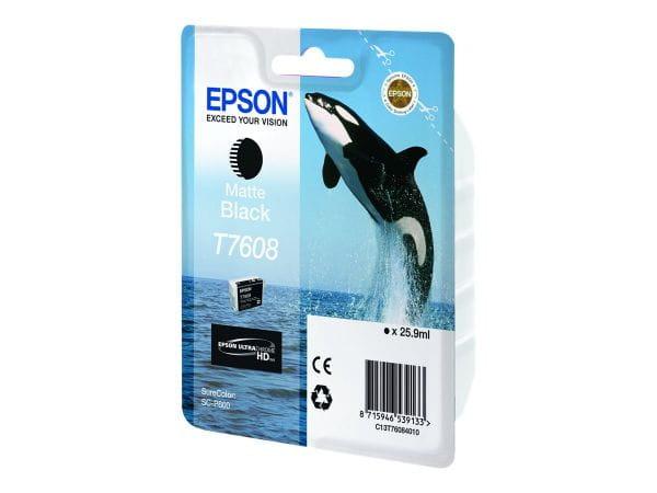 Epson Tintenpatronen C13T76084010 3