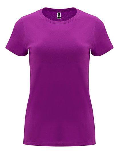 Premium Capri T-Shirt für die Frau (slim fit)