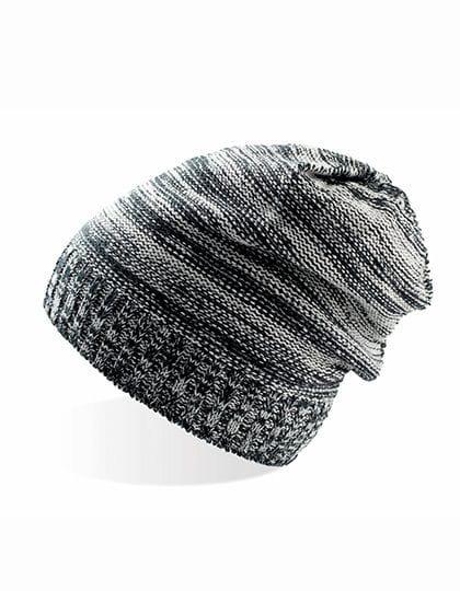 Scratch - Knitted Beanie Black / Grey