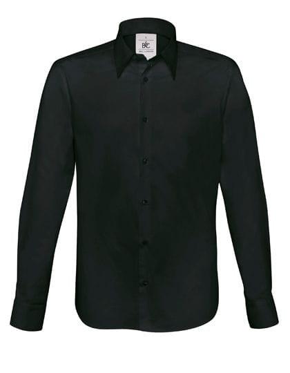 Hemd London / Men Black