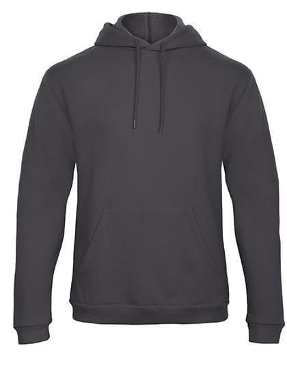ID.203 50/50 Hooded Sweatshirt Anthracite