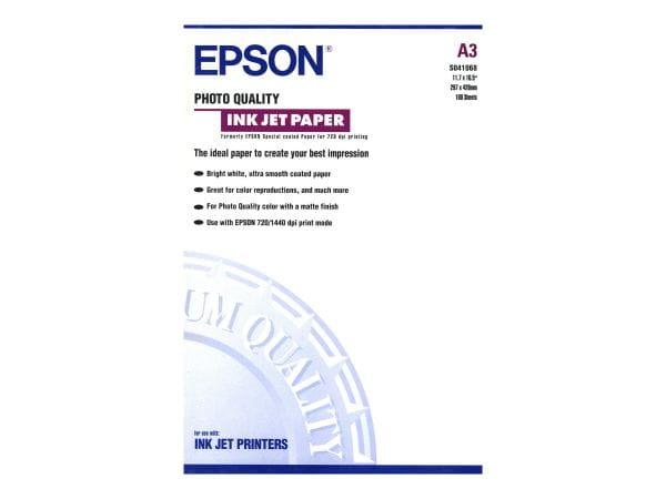 Epson Papier, Folien, Etiketten C13S041068 1