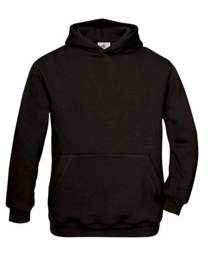 Hooded Sweat / Kids Black