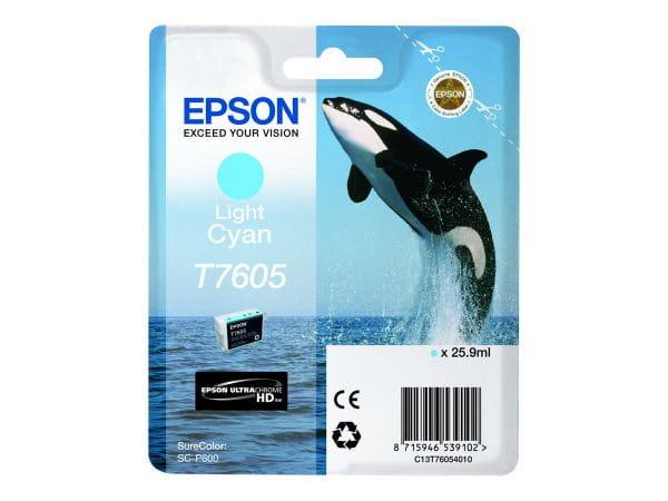 Epson Tintenpatronen C13T76054010 4