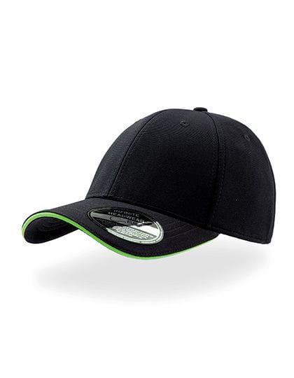 Caddy - Baseball Cap Black / Green