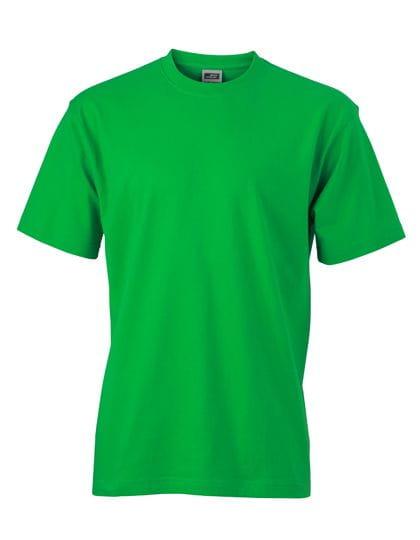 Das Basic T-Shirt für den Mann (normaler Schnitt)