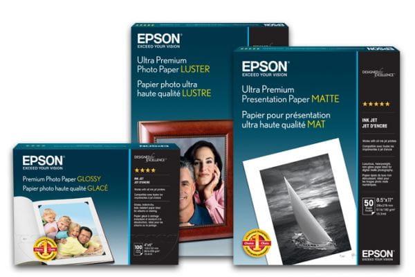 Epson Papier, Folien, Etiketten C13S042118 2
