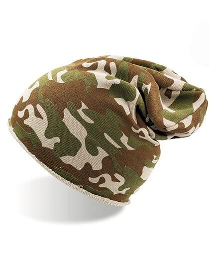 Kid Brooklin Beanie Camouflage